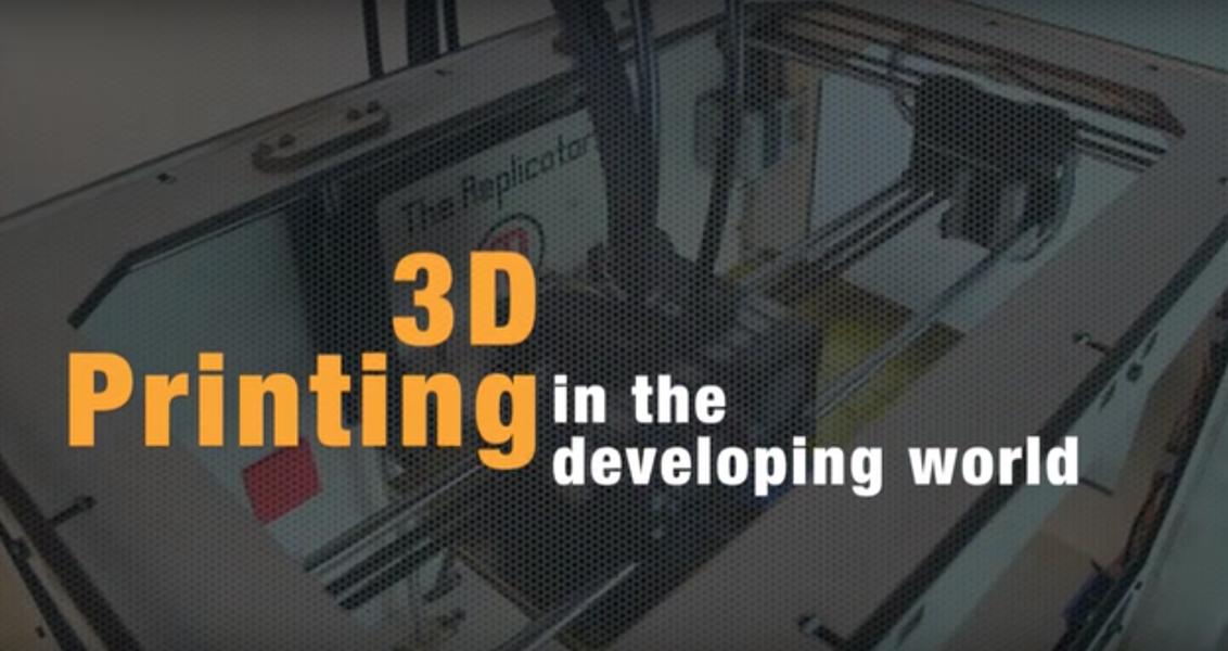 3D Printing for Social Good