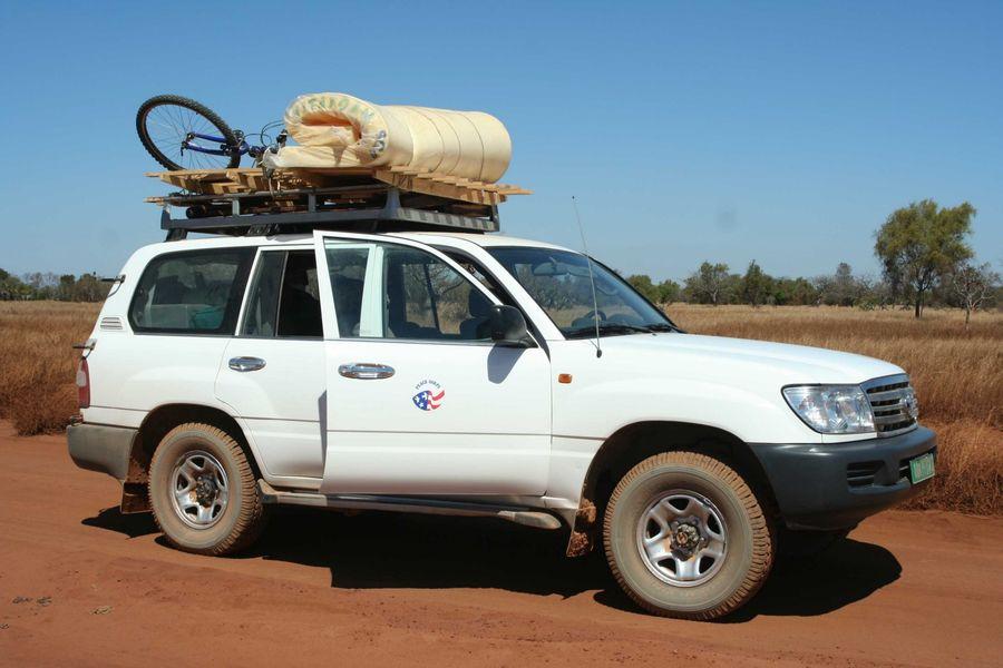 Peace Corps SUV