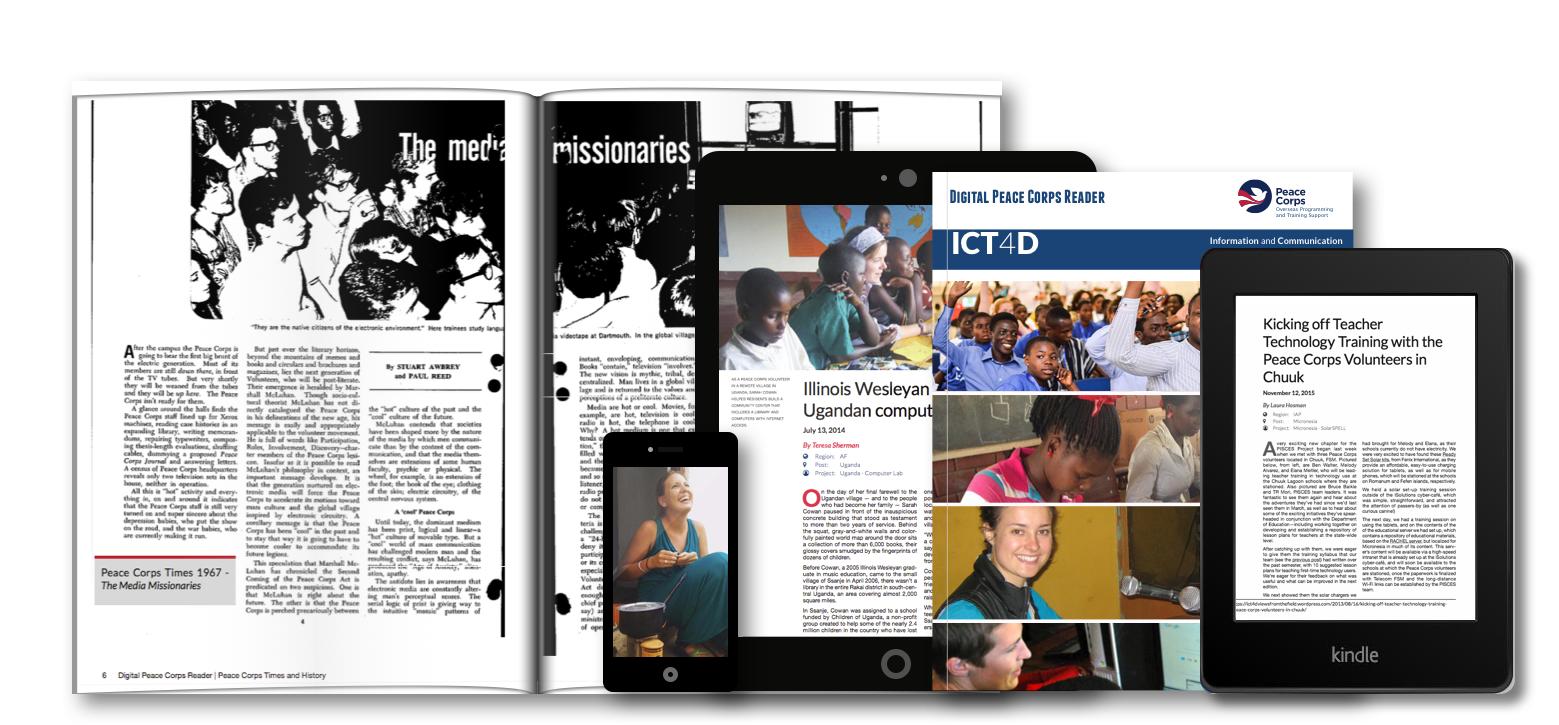 Digital Peace Corps Reader